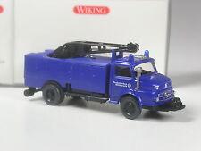 TOP: Wiking Mercedes L 1413 Rüstwagen des THW in OVP