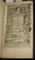 1653 CACCIA, ELZEVIRI, Jan van ULIET (Ulitius),  Autores rei venaticae. Raro.