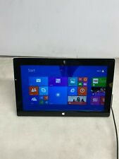 """Microsoft surface 2 1572 Nvidia Tegra 4 1.7GHz 2GB 32GB 10.6"""" Battery issue Read"""