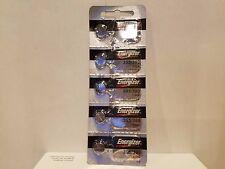 5 FRESH Energizer 395 399 (SR927SW) (SR927W) Silver Oxide Watch Batteries USA