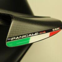 "Bandiere italiane resinate per alette - Ducati Panigale V4 / V4S / V4R  ""V7503D"""