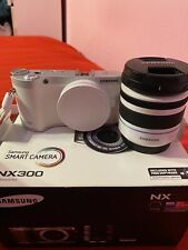 Fotocamera Mirrorless Samsung Nx300
