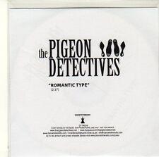 (EQ672) The Pigeon Detectives, Romantic Type - 2007 DJ CD