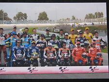 Photo MotoGP Riders Line-up 2007