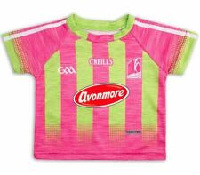 O'Neills Kilkenny Pink & Lime Baby Jersey Size 7-8 Months *REF55*
