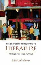 The Bedford Introduction to Literature : Reading, Thinking, Writing by...