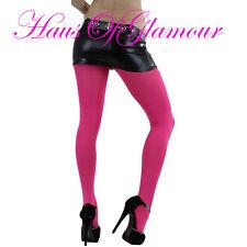 Ultima Elegant Luxury Opaque Tights 50 Denier-Purple, Wine and Hot Pink FREEPOST