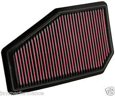 KN AIR FILTER REPLACEMENT HONDA CIVIC TYPE R (FN2) 2.0i 2007 - 2010