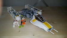 LEGO 7658 Y-wing Fighter + building instructions (STAR WARS)