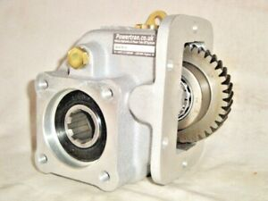 PTO UNIT FOR IVECO DAILY 2830.5 GEARBOX - 4 BOLT OUTPUT
