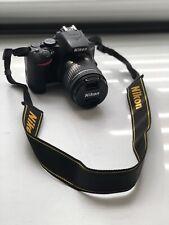 Nikon D3500 24.2MP DSLR Camera -NIKKOR AF VR DX 18-55mm Lens
