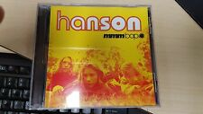 HANSON - MMMBOP U.S. CD-SINGLE 1997 2 TRACKS RARE  OOP