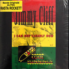 Jimmy Cliff CD Single I Can See Clearly Now - Europe (EX/EX)