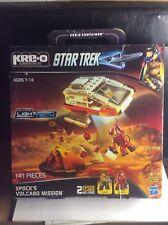Star Trek building bricks set: Transporter Trouble by Kre-O / Hasbro  - BNIB