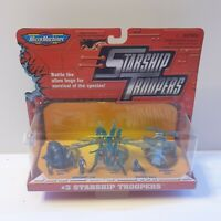 Starship Troopers - Micro Machines Set #3 1996 GALOOB MOC retro boxed new