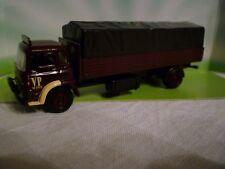 EFE Bedford TK 2 axle dropside lorry -VP Wines