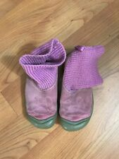 girls pink keens boots shoes 4 37