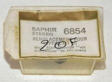 Stylus / Stylet / Saphir stéréo Zafira 6854 pour Teppaz MT30