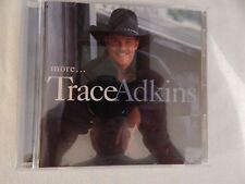 """Trace Adkins """"More..."""" CD! BRAND NEW PROMO CD! NEVER PLAYED!"""