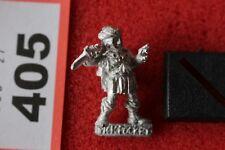 Citadel C04 ladrón Renaldo el techo Rata ladrones de metal Warhammer figura GW Fighter
