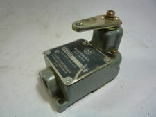 Allen Bradley 801-ASC218 Limit Switch 1.2-6 Amp 120-600V ! WOW !