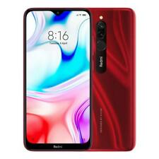Xiaomi Redmi 8 Dual Sim 64GB+4GB RAM 6.2' NUOVO Android RUBY RED Global
