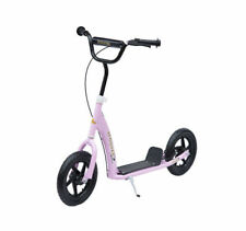 HOMCOM Push Scooter Girl Kids Toy Children Stunt Bike Bicycle Ride on Foot Plate