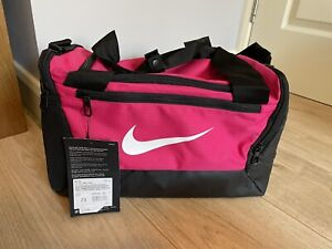 Nike Women's Pink 25L Small Gym Bag Hold-all - New With Tags