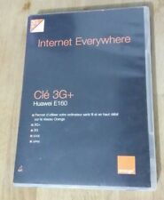Clé 3G+ modele :E160-Internet-Everywhere