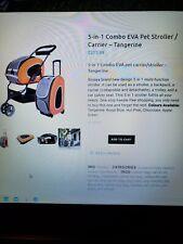 5 in 1 Combo Eva Pet Stroller / Carrier