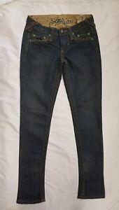 *NWT* Stitch's Women's Jeans TOTEM (spur) Straight Leg  #WTOTS36 Size 27
