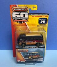 Volkswagen T2 Bus MATCHBOX 60th ANNIVERSARY Commemorative Edition diecast