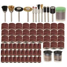 "150Pcs Rotary Power Tool Set For 1/8"" Shank Sanding Polish Accessory Bit"