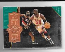 1997-98 SPx Finite - MICHAEL JORDAN - Star Power #100 - CHICAGO BULLS #d530/5400