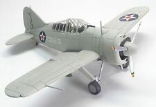 Hobby Master Ha7003 Brewster F2a-2 Buffalo,Vs-201, Uss Long Island,