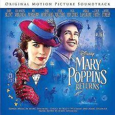 Mary Poppins Returns - Soundtrack CD 2018 Walt Disney Records BRAND