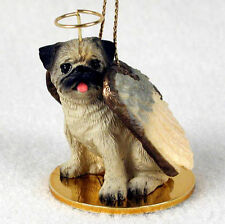 Pug Angel Statue Dog Figurine