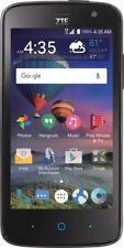 Tracfone ZTE Majesty Pro Z798BL 4G LTE 8GB Prepaid Smartphone Black