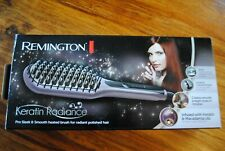 REMINGTON KERATIN RADIANCE HEATED BRUSH NEW IN BOX