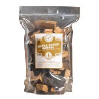 Midwest Barrel Company Genuine Maple SyrupBarrel BBQ Smoking Wood Chunks
