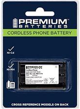 Premium Batteries HHR-P104 Cordless Phone Battery KX-FG6550 (1 Pack)