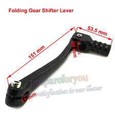 Alloy Folding Gear Shifter Shift Lever For 50cc 110cc 125cc 140cc Pit Dirt Bikes