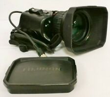 Fujnon VCL-917BY (A17x9BRM-28B) Camcorder TV Zoom Lens -- 1:1.9/9-155mm