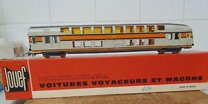 Jouef 5081 Double Decker Coach