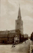 Much Wenlock. Church # 51384 by Frith.