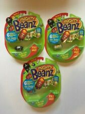 SET OF 3 MIGHTY BEANZ SERIES 2