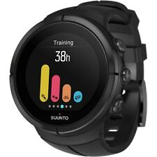 Suunto Spartan Men's Quartz GPS Heart Monitor Digital 50mm Watch SS022655000
