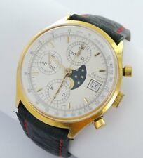 Aero Neuchatel Automatic Men's Watch Chronograph Moon Phase
