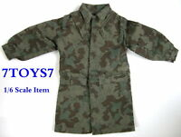 Dragon 1/6 German_ D166 Camo Paratrooper Jump Smock_Germany Military WWII DAX24B