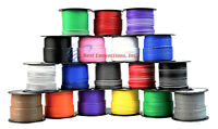 16  Gauge 17 Rolls 100' FT Primary Remote Wire Power Ground Cable Automotive